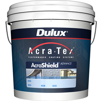 Dulux® Acratex AcraShield