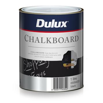 Dulux® Water Based Chalkboard